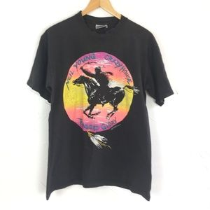 Neil Young Vintage Crazy Horse Concert Tee